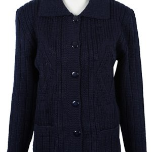 ALPACA WOOL COAT WOMEN