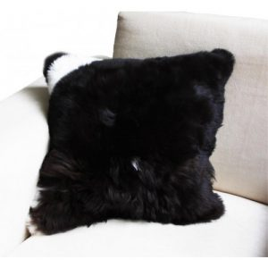 100% Baby Alpaca Fur Pillow