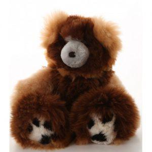 Teddy Bear Brown Large alpaca