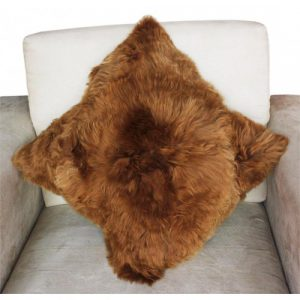 Fur alpaca Pillow Case Cushion