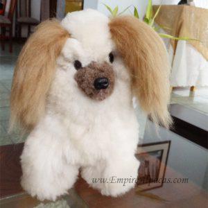Baby Alpaca Doggie, Soft Stuffed Dog