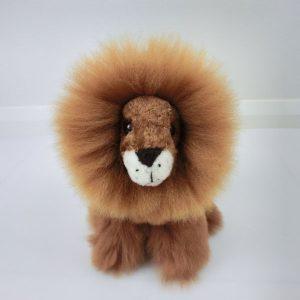 Lion King 100% baby alpaca, Gift Idea
