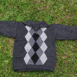 Child Alpaca Sweater