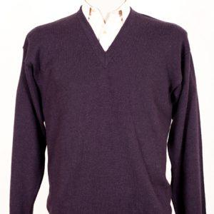 Alpaca wool sweater for men