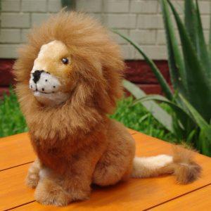 Big Lion Alpaca Toy Gift Idea