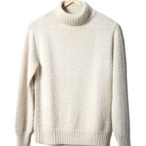 Alpaca Turtleneck for men