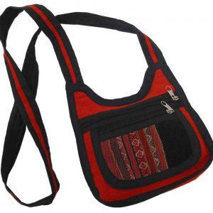 """AGUAYO"""" unisex shoulder bag, bag andean for women"""