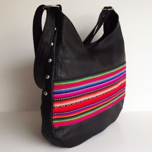 Bag with blanket