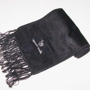 Scarf - Alpaca Camargo Blend - Black