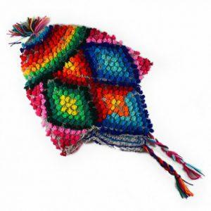 Adjustable Chullo Alpaca wool