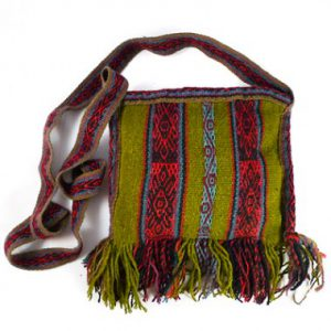 Traditional Andean Bag