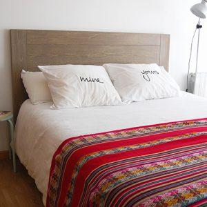 Blanket for bed or decoration